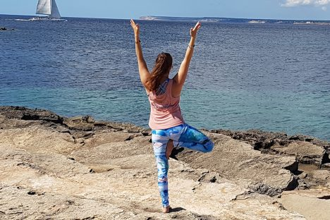 Yoga-Retreat mit Anne am Meer